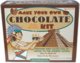 kids learn about chocolate in this fun chocolate kit.