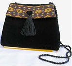 Evening Bag handmade in Afghanistan.